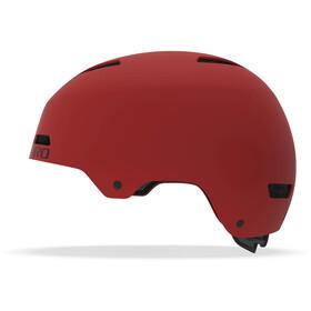 Giro Quarter FS Kypärä, matte dark red